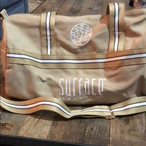 Surface Organic Haircare Bags - Surface Organic Haircare Duffel bag